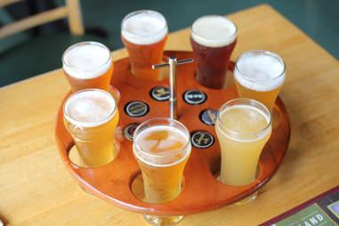 Upland Brewing beers