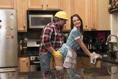 netflix easy review michael chernus elizabeth reaser