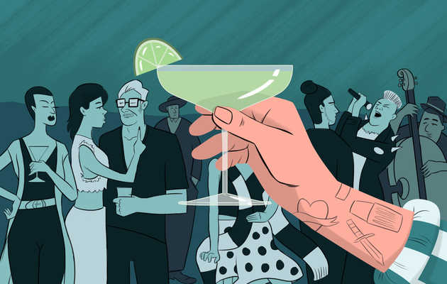 The Staggering, Meteoric Rise of Detroit as America's Next Cocktail Capital