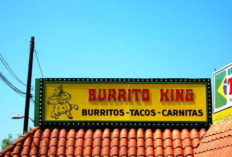 Burrito King Los Angeles