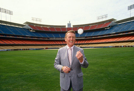 Vin Scully's Best Farewell Videos, All in One Place