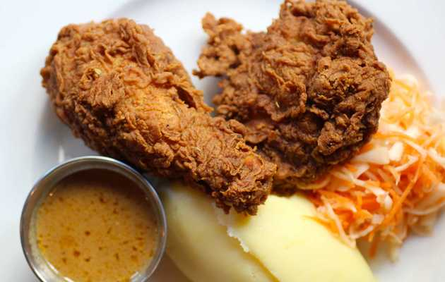 What's Cookin' at the First Fried Chicken Festival