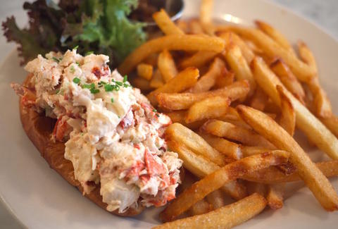 ed's lobster bar lobster roll