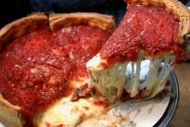 giordano's deep dish pizza