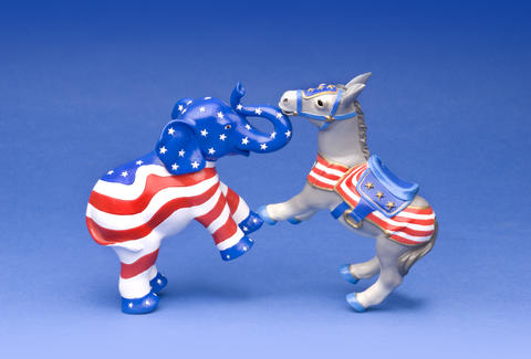 2016 Election Why Are Republicans Elephants And Democrats Donkeys