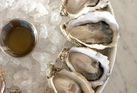 oysters bar melusine
