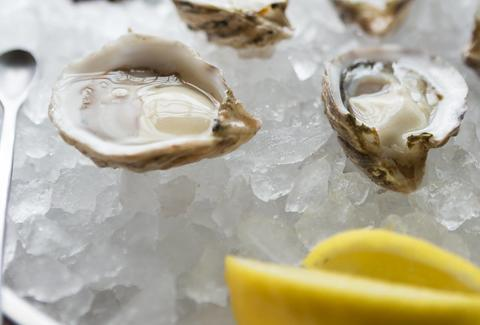 East Anchor Seafood oysters