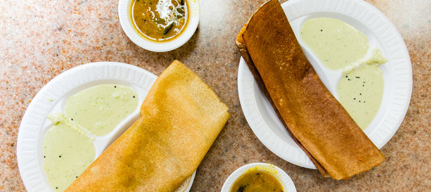 The Best Thing We Ate for Under $10 This Week: Temple Canteen's $4.50 Dosas