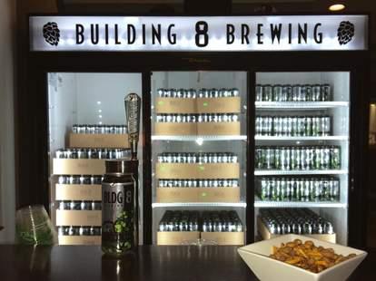 Building 8 Brewing Northampton