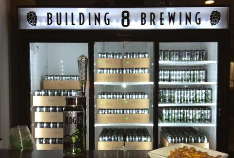 Building 8 Brewing Northampton