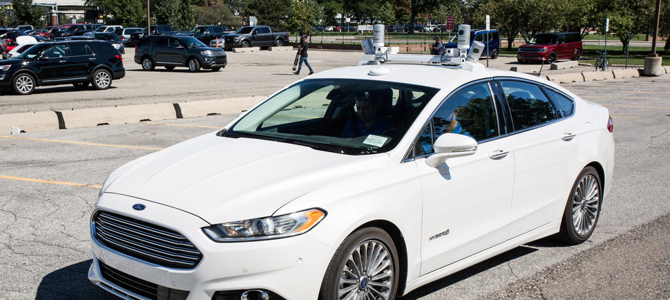 I Took a Ride in the World's Most Advanced Driverless Car