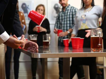 Flip Cup!