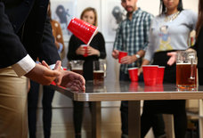 Flip Cup Is 100% Better Than Beer Pong in Almost Every Way