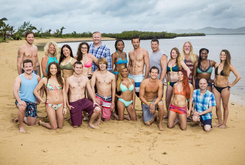 cbs survivor premiere gen x vs millennials
