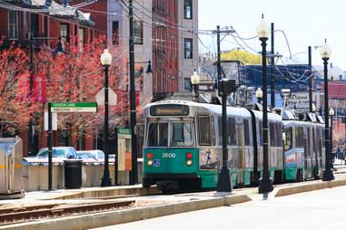 Boston Green Line