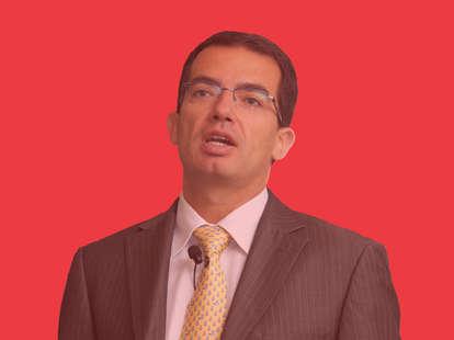 CEO of Moderna