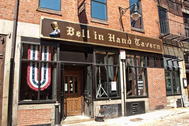 Bell in hand tavern
