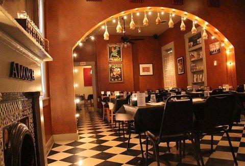 Difabio S Casapela A Louisville Ky Restaurant