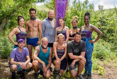cbs survivor gen x vs millennials premiere