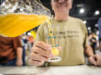 beer at Great American Beer Festival