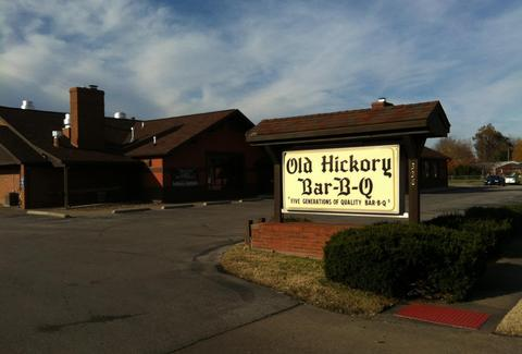 Old Hickory BBQ