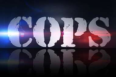 COPS reality show
