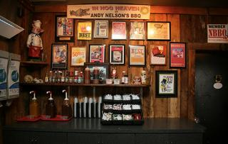 Andy Nelson's Southern Pit Barbecue