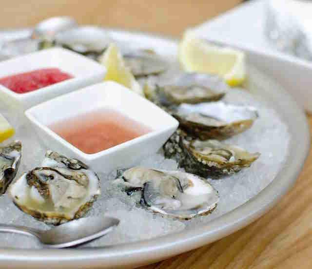Oyster Bar Cinque