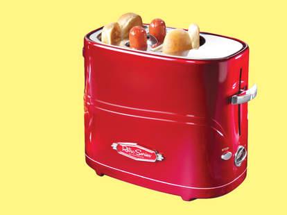 hot dog toaster