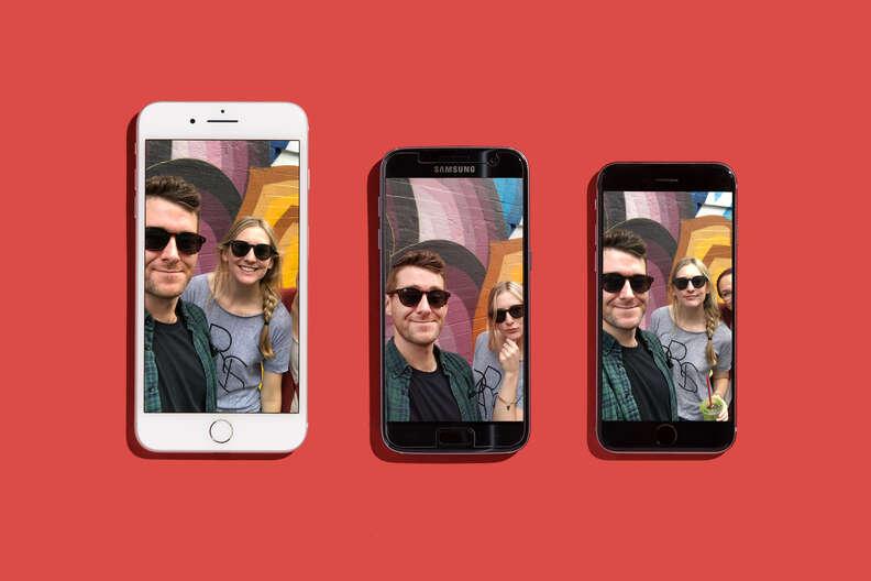 iphone 7 plus, galaxy 7, iphone 6s