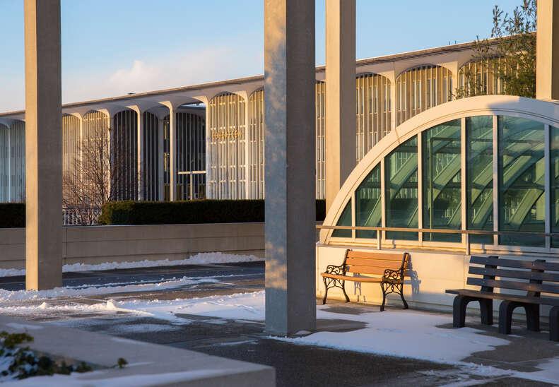 University at albany campus