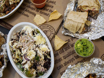 Chipotle Chiptopia Not Working