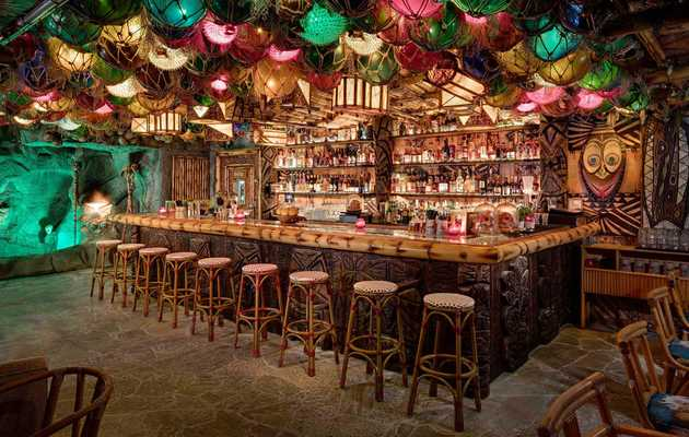 Get Your Butt Over to False Idol, San Diego's First Hidden, Immersive Tiki Bar