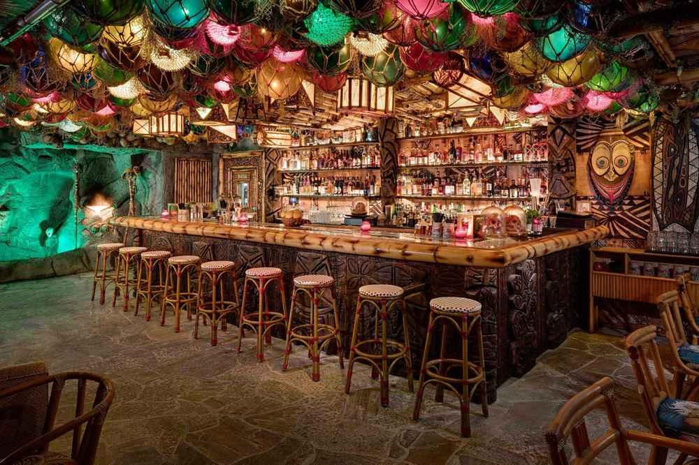 Inside False Idol The Coolest New Tiki Bar In San Diego Ca Thrillist