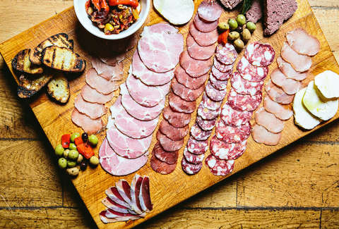Andrew Cebulka Italian Food