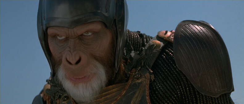 Planet of the Apes Tim Burton