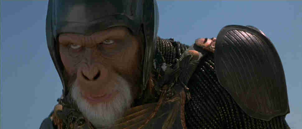 Planet of the Apes Tim Burton