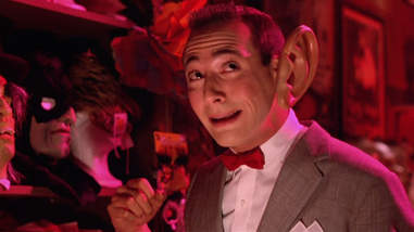 Pee-Wee's Big Adventure Tim Burton