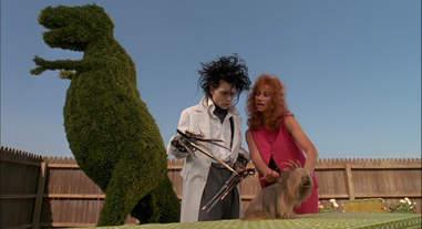 Edward Scissorhands Tim Burton