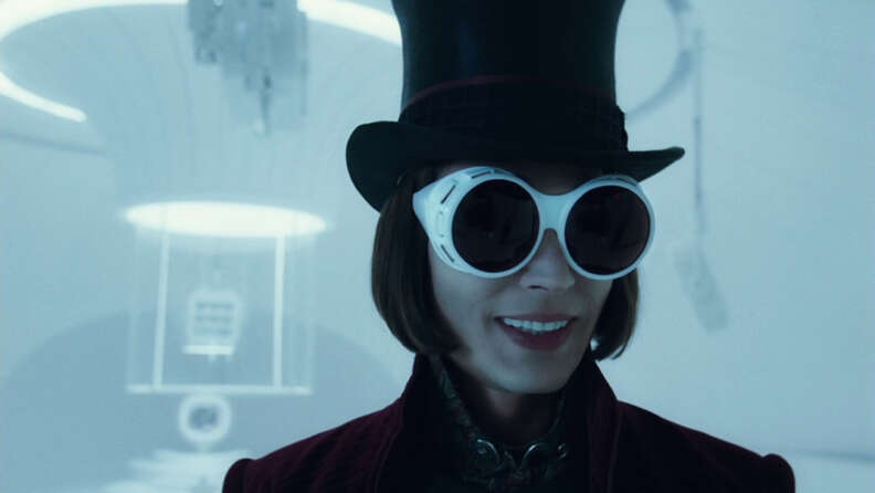 Charlie and the Chocolate Factory Tim Burton