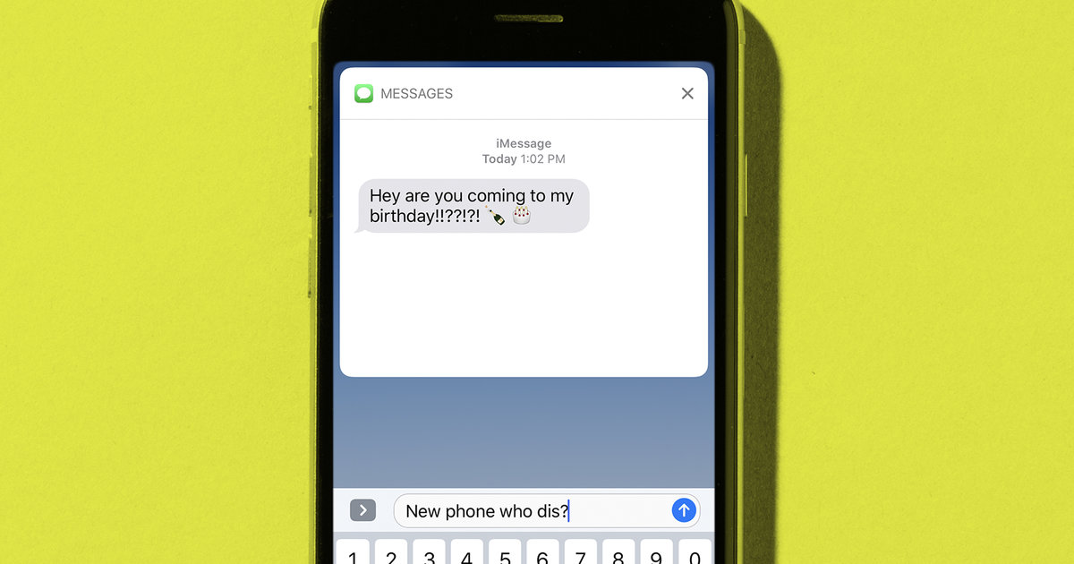 iOS 10 Lock Screen Privacy Issue Lets You Text Without a