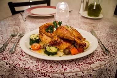 Mama Carollas Old Italian Restaurant Indianapolis