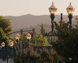 Redwood city