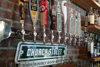 The Church Street Brewing Company