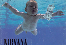 The Nirvana Baby Just Recreated the 'Nevermind' Album Cover 25 Years Later