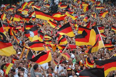 Berlin soccer