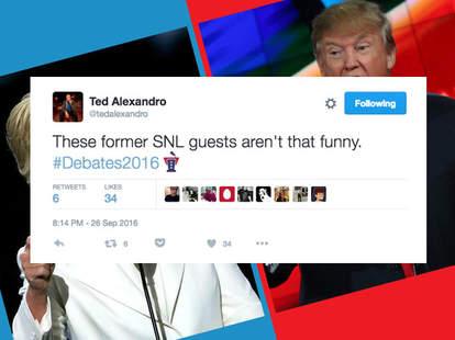 2016 presidential election Debate Reactions