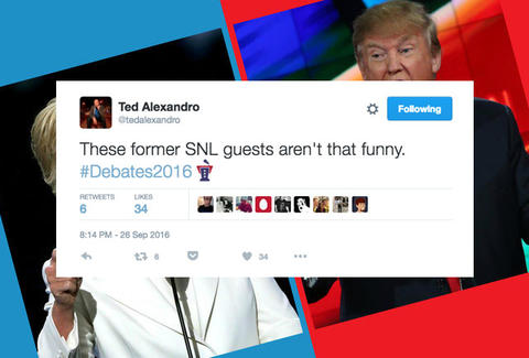 2016 presidential election Debate Reactions