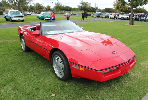 Cheap Fast Cars That Beat A 1984 Corvette To 60mph