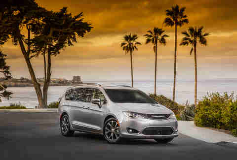 Minivans are faster than old Corvettes now